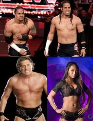 TNA adds four more