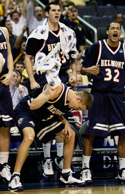 Belmont could make run in the NCAAs, they shoot 40 percent from 3-point range and have RPI of 31