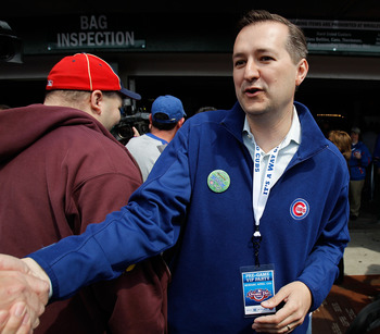 Tom Ricketts seems to be directing the team in a new direction