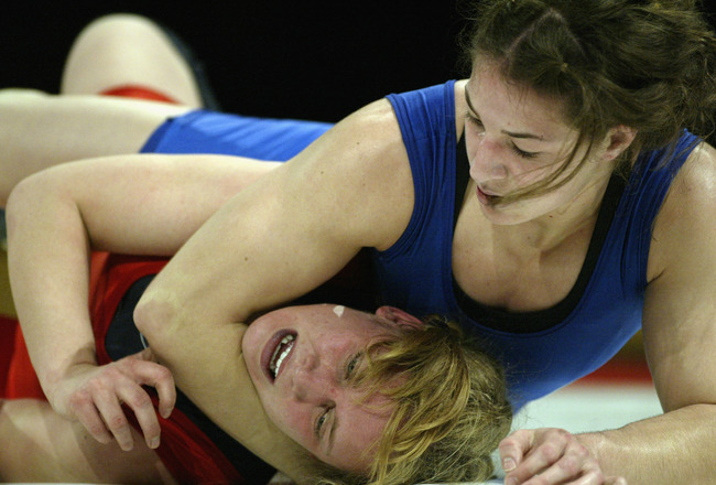 Womens Amateur Wrestling 43