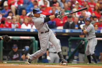 The Mets are hoping Carlos Beltran has his knees under him and can have a bounce back 2011 season.