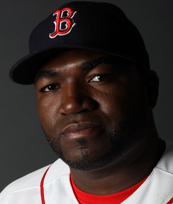 FT. MYERS, FL - FEBRUARY 20:  David Ortiz #34 of the Boston Red Sox poses for a portrait during the Boston Red Sox Photo Day on February 20, 2011 at the Boston Red Sox Player Development Complex in Ft. Myers, Florida  (Photo by Elsa/Getty Images)