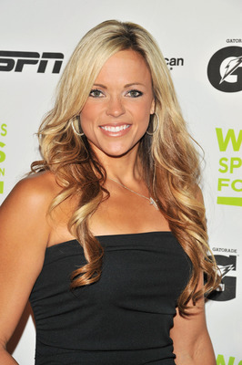 NEW YORK - OCTOBER 13:   Softball player Jennie Finch attends the 30th Annual Salute To Women In Sports Awards at The Waldorf=Astoria on October 13, 2009 in New York City.  (Photo by Andrew H. Walker/Getty Images for the Women�s Sports Foundation)