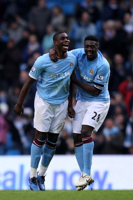 Micah Richards on the move.....Liverpool or Spurs?