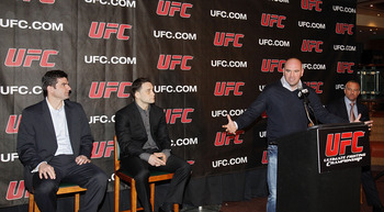 The UFC Brass