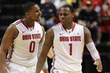 Sullinger and Thomas don't look or play like freshmen
