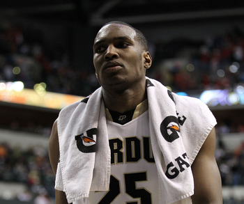 JaJuan Johnson and Purdue needs to step up their game
