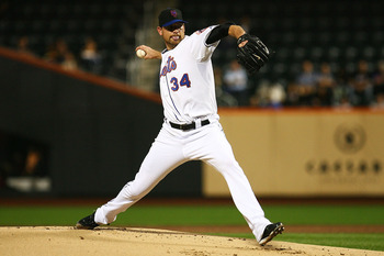 Mike Pelfrey will have a ton of pressure put on him in 2011.