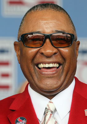 COOPERSTOWN, NY - JULY 25:  Hall of Famer Ozzie Smith attends the Baseball Hall of Fame induction ceremony at Clark Sports Center on July 25, 20010 in Cooperstown, New York.  (Photo by Jim McIsaac/Getty Images)