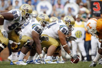 C Kai Maiava (51) needs to return to full health and play consistently in the trenches in 2011.