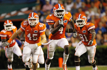 Andre Debose is poised for a special year in 2011.