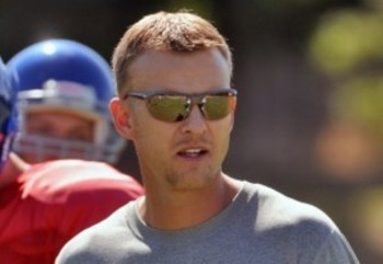 Bryan Harsin Brings Great Energy to the Texas Longhorns