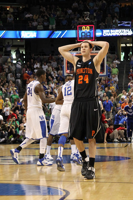 Princeton was another victim of a last second buzzer beater.