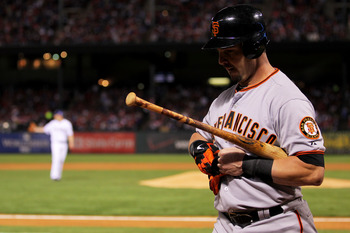 Has Aaron Rowand worn out his welcome in San Fran?