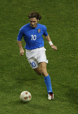 A young superstar Totti. Italy needs a new young star