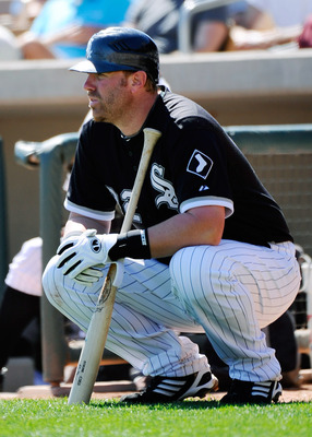 Adam Dunn will undoubtedly prove to be a huge addition to the White Sox lineup