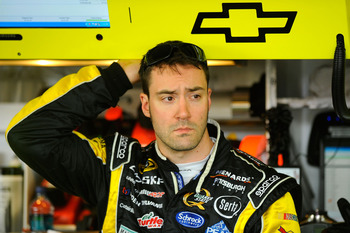 Paul Menard is off to another hot start in 2011.