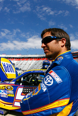 Martin Truex, Jr. and his NAPA team &quot;knows how&quot; they are tenth in points so far.