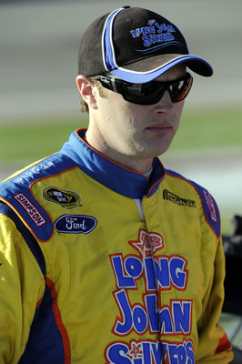 A struggling Travis Kvapil looks to get the 38 team back to 2010's form.