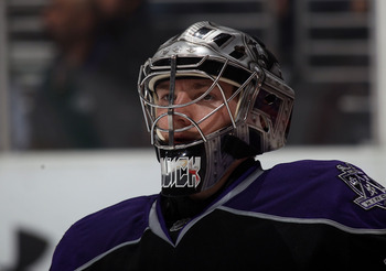 Connecticut native Jonathan Quick
