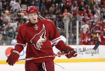 Boston native Keith Yandle