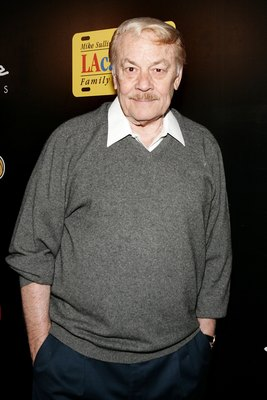 Lakers owner Dr. Jerry Buss