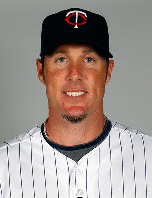 FORT MYERS, FL - FEBRUARY 25:  Pitcher Joe Nathan #36 of the Minnesota Twins poses for a photo during photo day at Hammond Stadium on February 25, 2011 in Fort Myers, Florida.  (Photo by J. Meric/Getty Images)