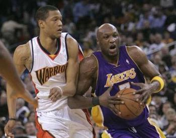 "Anthony Randolph's play in 2009 awarded him the lofty comparison of Lamar Odom, from ""The Goods"" himself."