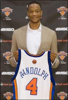 Pressured by the demanding city of New York, D'Antoni gave up quickly on Randolph; never allowing him to fulfill his true potential.
