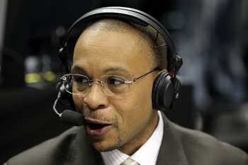 Rise and Fire! That's exactly what Gus Johnson's heart rate is doing this tournament.