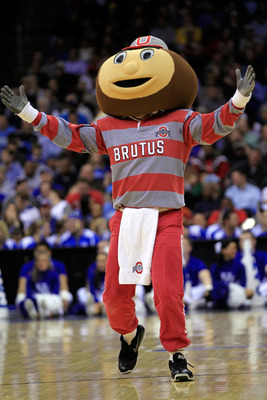 Unfortunately for the Big Ten and the state of Ohio, the strongest team in the field was broomed in the Sweet Sixteen.