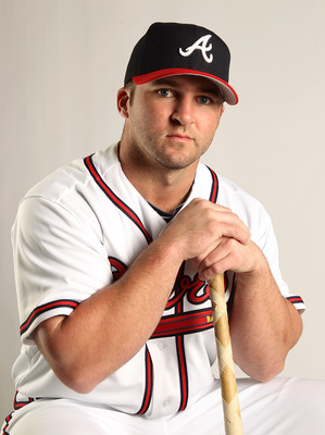 Dan Uggla should continue his string of 30 homerun seasons in Atlanta