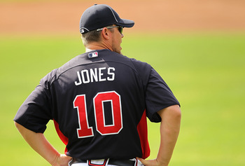 Jones health will be a big determinant of how the 2011 season plays out