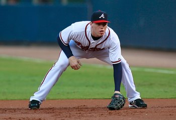 Freeman is the cream of the crop as far as Braves infield prospects go