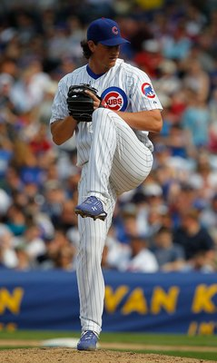 Jeff Samardzija  - the Cubs' tall right-hander who has been given chances to excel, but has yet to do so.