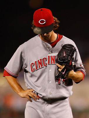 Mike Leake needs to continue his progression