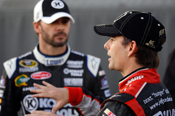 Jeff Gordon has not been happy with his protege jimmie Johnson of late.