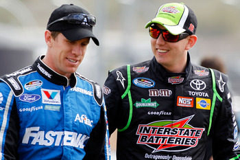 Edwards and Kyle Busch will have one or two more spats this season.