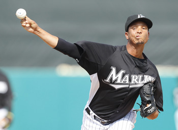 Leo Nunez saved 30 games for the Marlins in 2010.