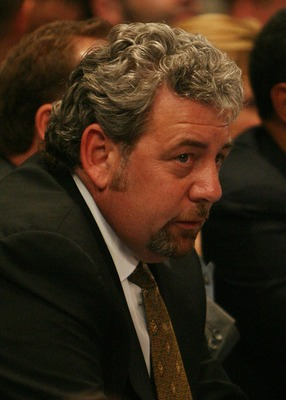 NEW YORK - JANUARY 02:  Madison Square Garden chairman James Dolan, watches on during the game between  the New York Knicks and the Sacramento Kings on January 2, 2008 at Madison Square Garden in New York City. NOTE TO USER: User expressly acknowledges an