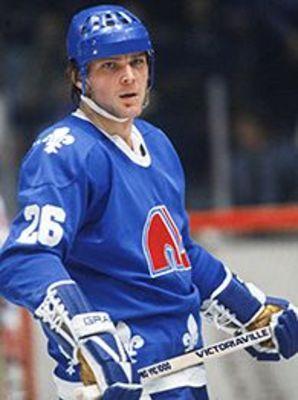 Peter Stastny Quebec Nordiques