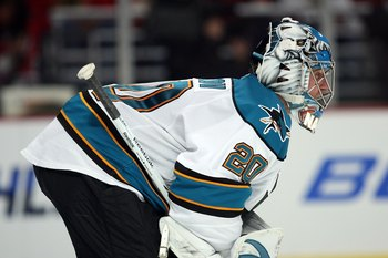 The playoff woes continue for the Sharks
