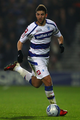 LONDON, ENGLAND - FEBRUARY 22:  Adel Taarabt of QPR in action during the npower Championship match between Queens Park Rangers and Ipswich Town at Loftus Road on February 22, 2011 in London, England.  (Photo by Julian Finney/Getty Images)