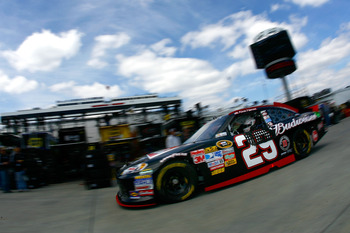 Harvick has eight top-10s but no victories at Martinsville.