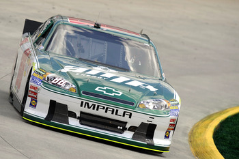 Despite several strong runs, Dale Earnhardt Jr. has yet to find Victory Lane at Martinsville.