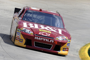 Clint Bowyer has five top-10s in the last seven Martinsville races.