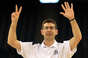 Brad Stevens has made the tournament in each of his four seasons as head coach at Butler.