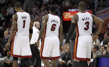 Bosh, James, Wade