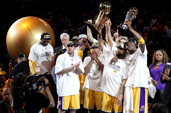 Lakers Championship
