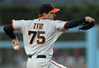 The Giants signed Barry Zito to a seven-year contract before the 2007 season